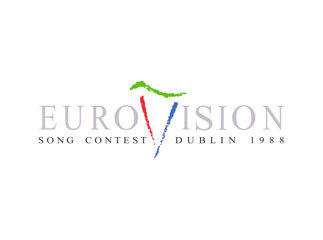 Eurovision Song Contest দেওয়ালপত্র called Eurovision 1988
