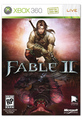 Fable 2 box art: Standard edition