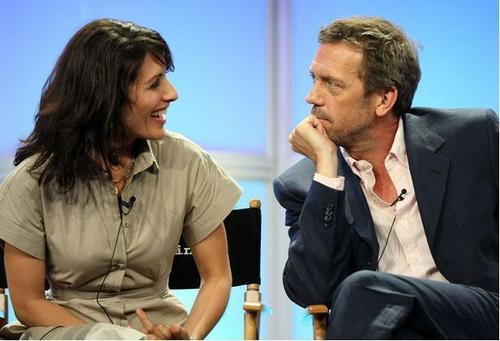 Hugh and Lisa
