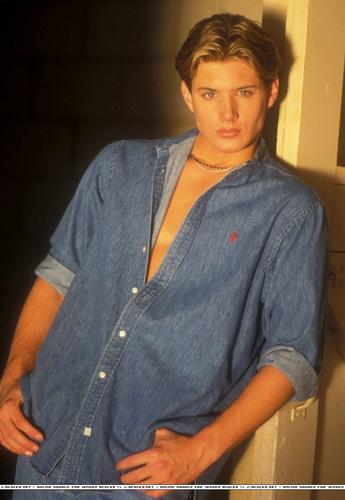 Jensen - 1999 Photoshoot