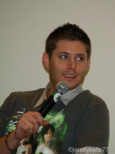Jensen at SPN Convention