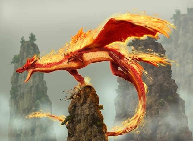Karo the Firedragon
