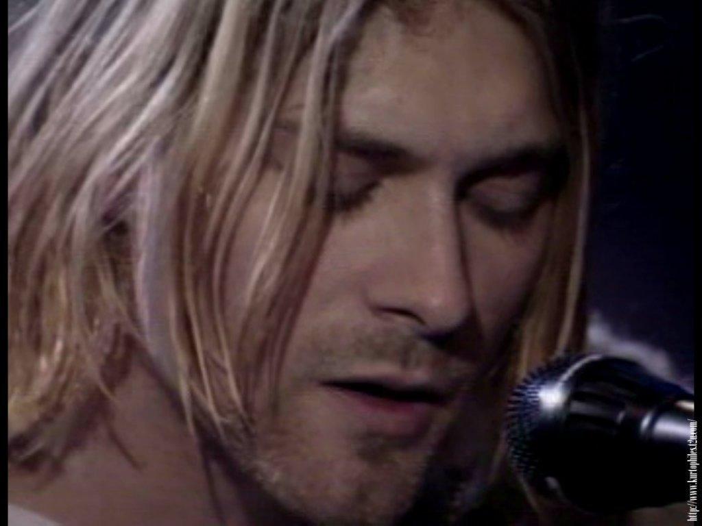 Curt Cobain - Gallery Photo