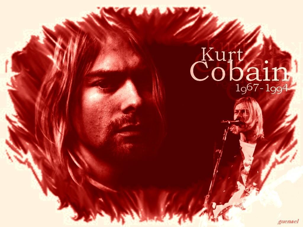Kurt Cobain — Música gratuita. videos, conciertos
