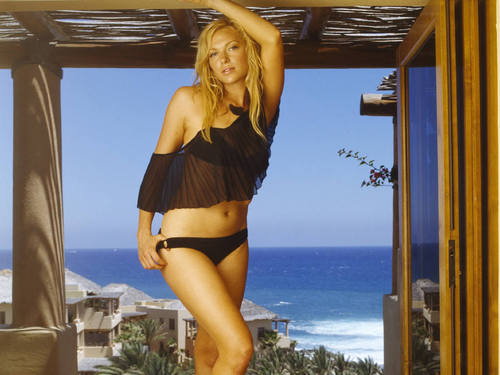 Laura Prepon wallpaper with a bikini entitled Laura