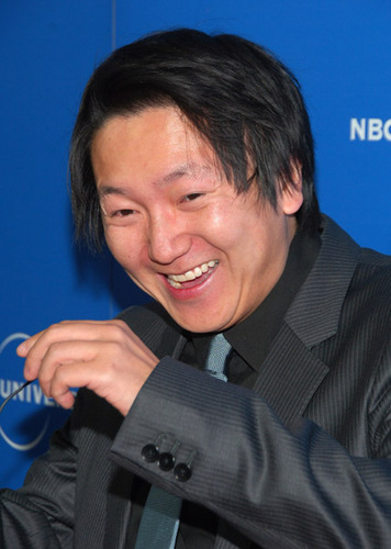 Masi at the NBC Universal Experience