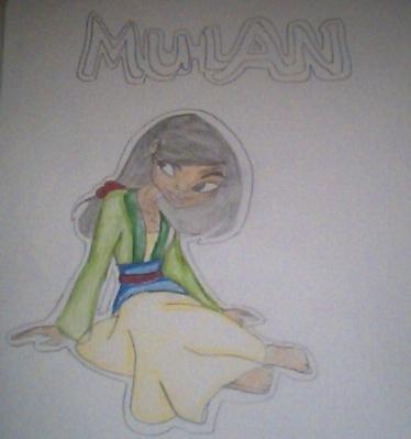 Mulan :P