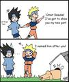 Naruto comic