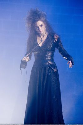 Bellatrix Lestrange fond d'écran possibly with a cocktail dress titled New Bellatrix Pictures (OOTP)