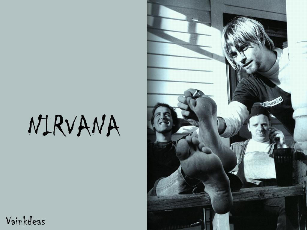 Nirvana kurt cobain wallpaper 1285562 fanpop - Kurt cobain nirvana wallpaper ...