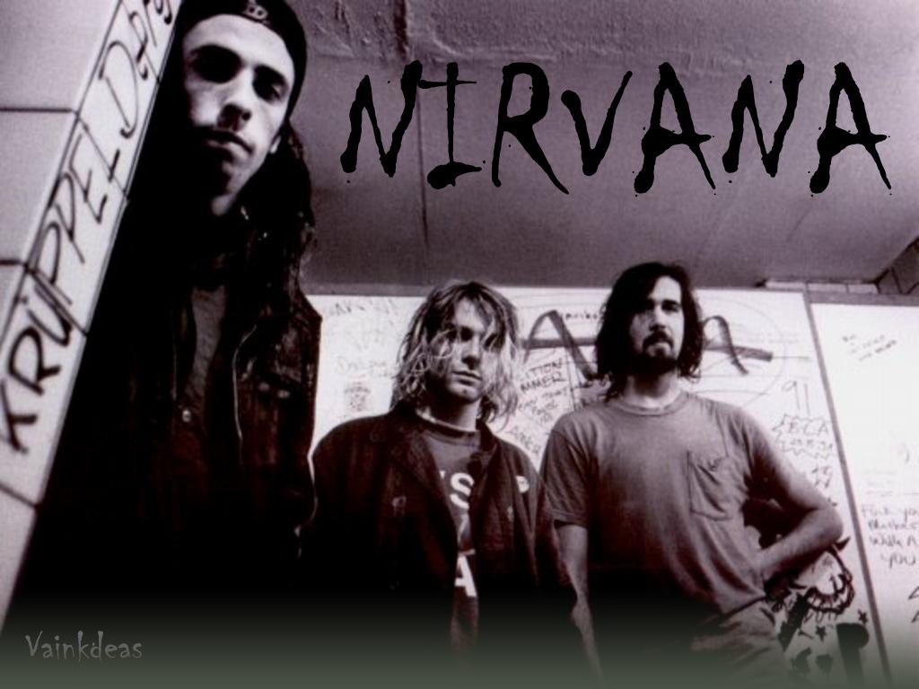 Nirvana kurt cobain wallpaper 1285563 fanpop - Kurt cobain nirvana wallpaper ...