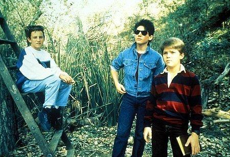 Production Foto - Sean, Rudy, and Patrick