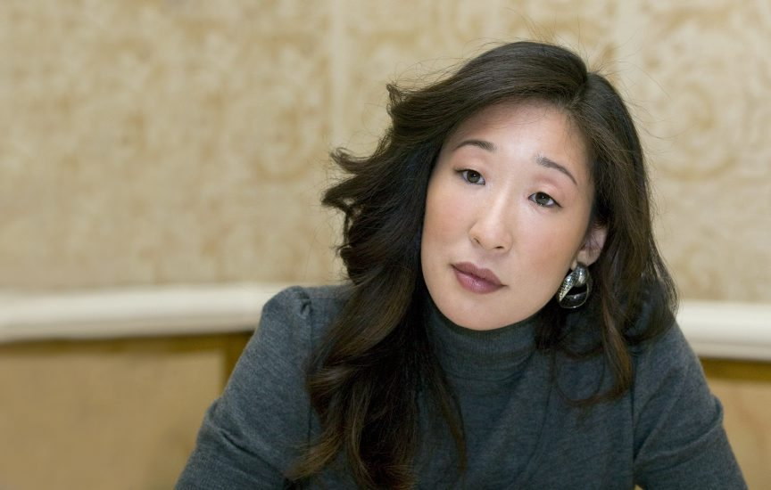 sandra oh anne heche