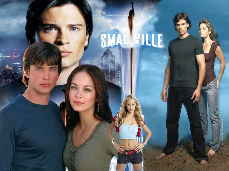 angel tv show wallpapers. Angel and Smallville