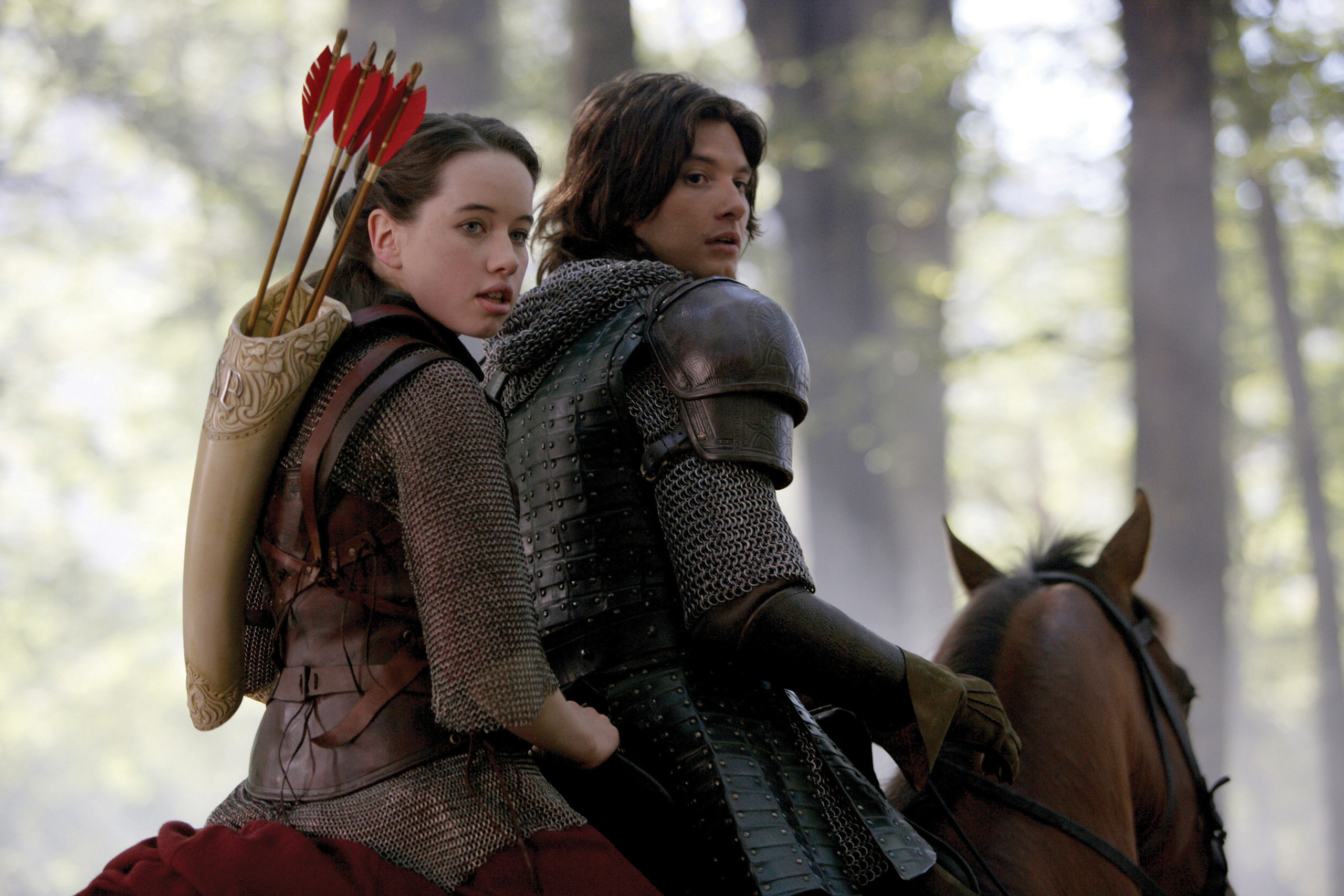 Think, anna popplewell narnia prince caspian susan pity, that