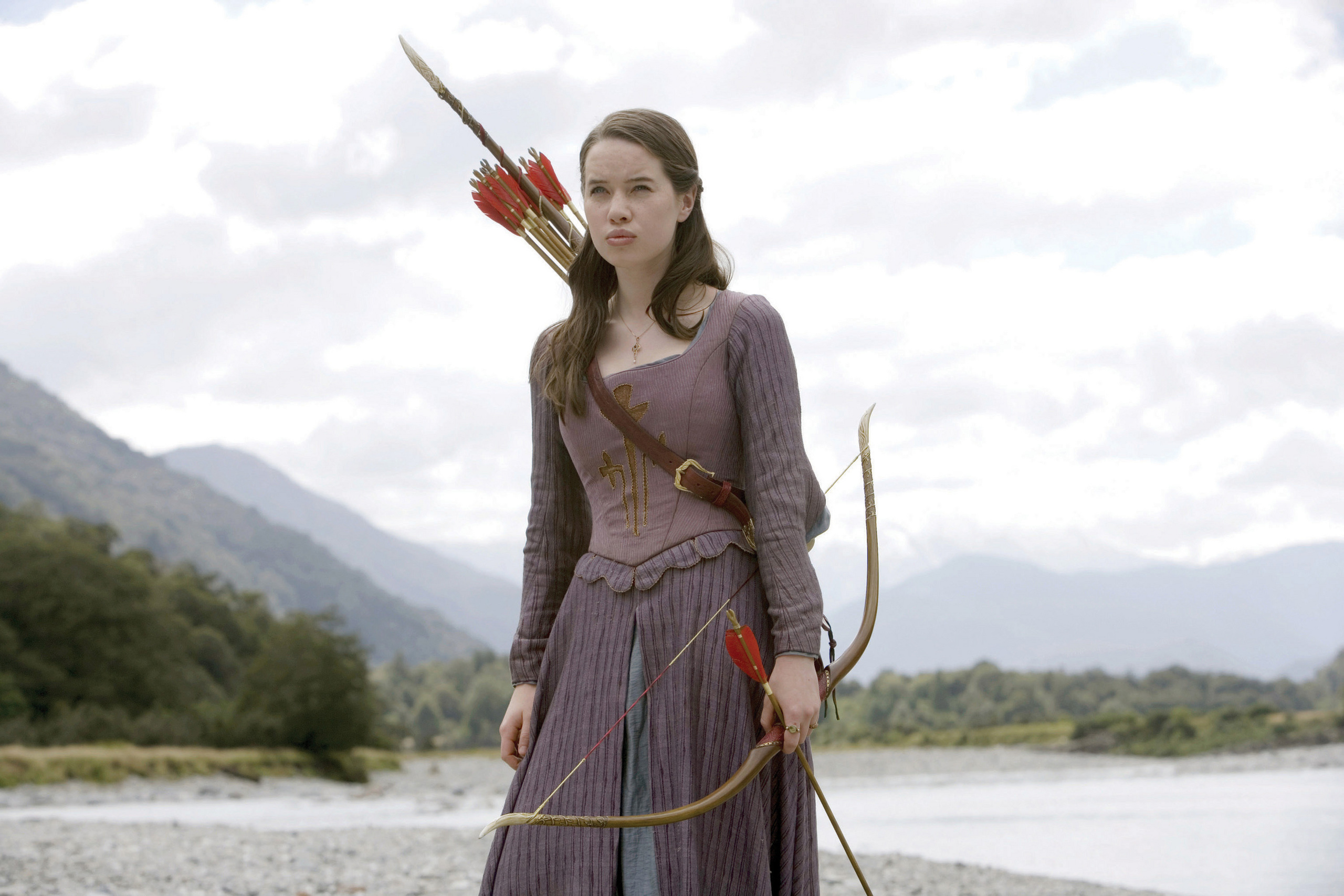 Are anna popplewell narnia prince caspian susan can not