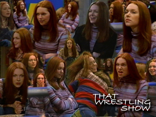 That 70s show - laura-prepon Wallpaper