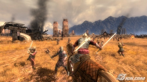 The Lord of the Rings: Conquest (game)
