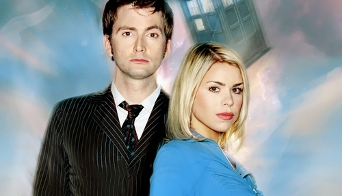 The Rose and Doctor Header