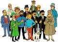 Tintin & friends