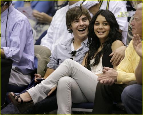 Vanessa & Zac