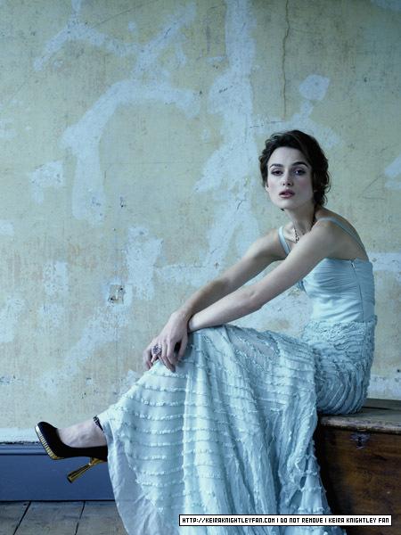 Vanity Fair - Keira Knightley 450x600