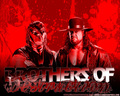 Wallpaper - the-brothers-of-destruction wallpaper