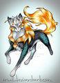 Wolf Midna