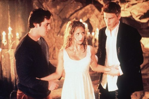 Xander,Buffy,Angel (season 1)