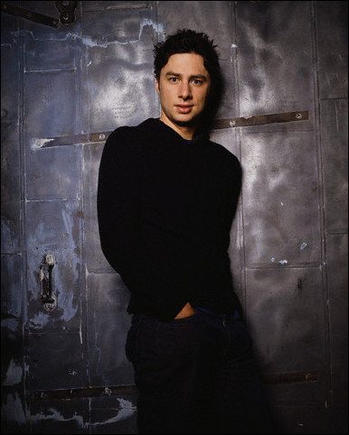 Zach Braff Hintergrund containing a well dressed person entitled Zach Braff