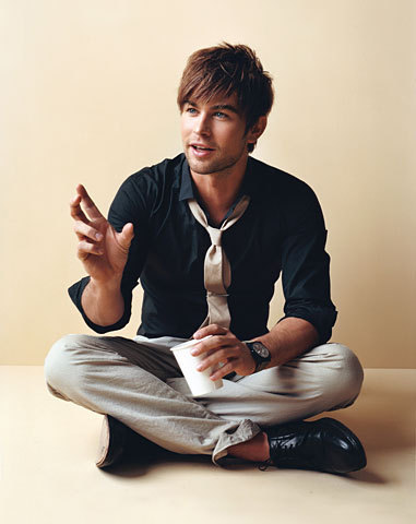 Chace Crawford wallpaper containing a business suit called chace