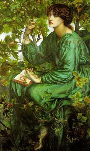 더 많이 Pre Raphaelite art