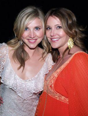 sarah and chrsta