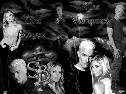 1 Slayer - 2 Vampires