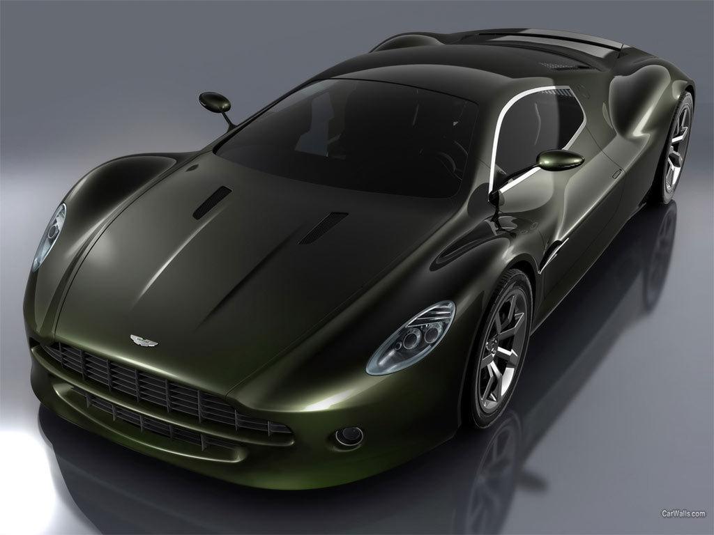 2008 Aston Martin AMV10, rims