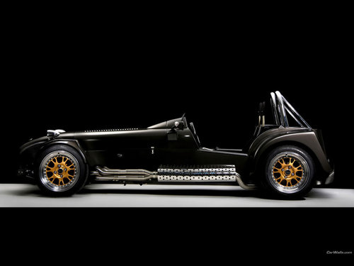 2008 RS Performance caterham seven  - muscle-cars Wallpaper