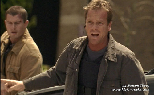 24 Season Three - Jack Bauer