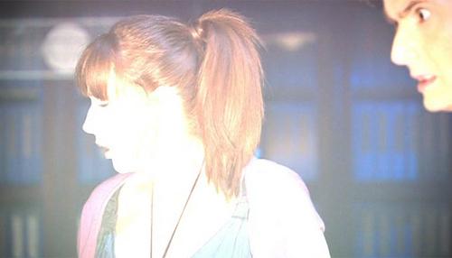 4x08 Silence in the লাইব্রেরি Promo Pic's