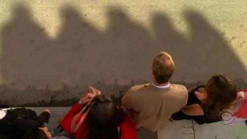 6 People, 5 Shadows