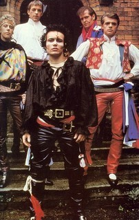 80's, Adam Ant, new romantic