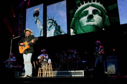 9-11 concert.