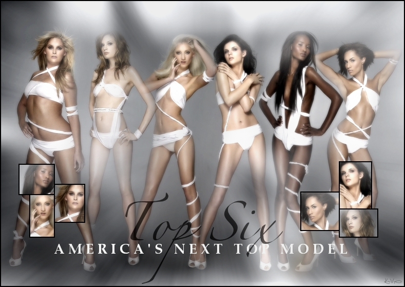America's Next Top Model ANTM Cycle 10 Top 6