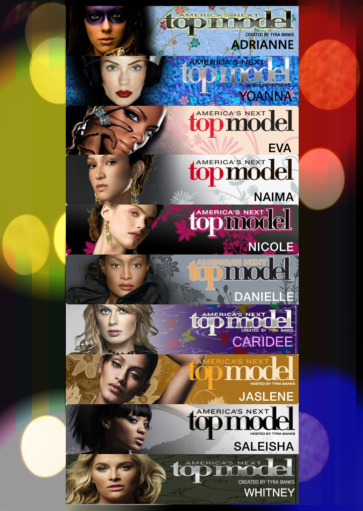 America's Next Top Model ANTM's 10 Winners