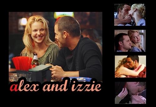 Alex and Izzie
