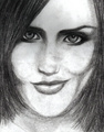 Alice Cullen-Ashley Greene *drawing*