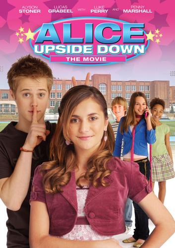 Alice Upside Down DVD Art