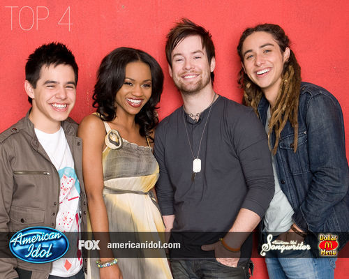 American Idol season7 - american-idol Wallpaper