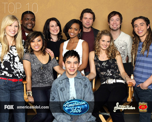 American Idol wallpaper entitled American Idol season7