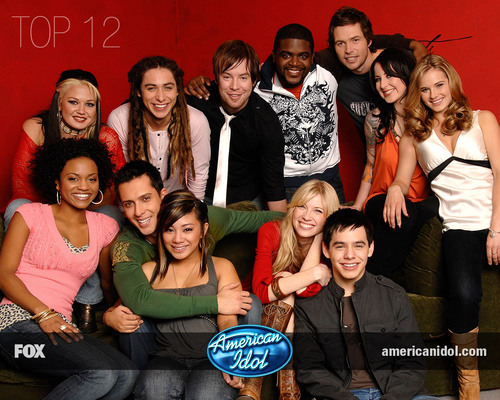 American Idol wallpaper possibly containing a basketball player called American Idol season7