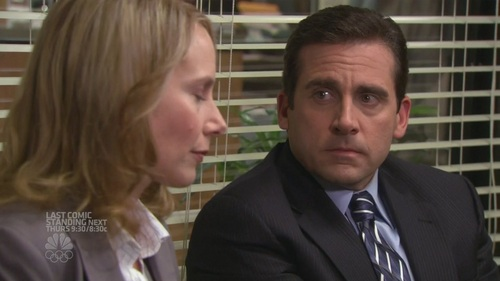 Amy on 'The Office'